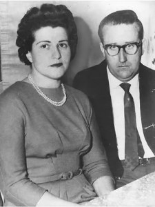 Bazil and Freda Thorne