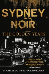 Sydney Noir Cover