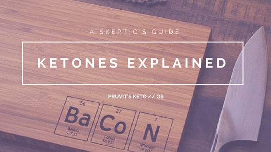 What the heck are these Ketone things: A Review