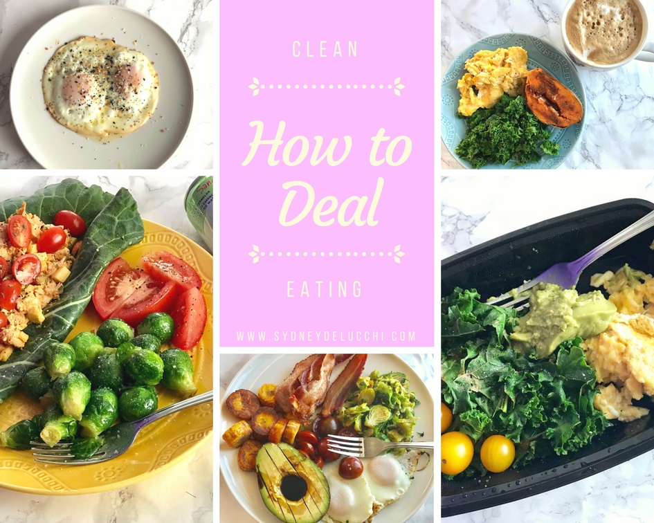 clean eating tips - the dynamic life collective