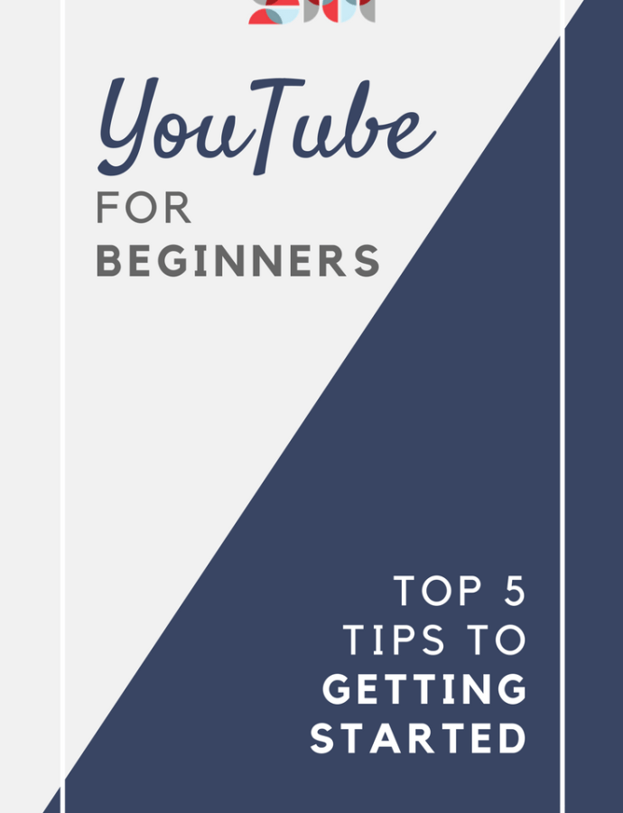 Top 5 Tips for YouTube Beginners