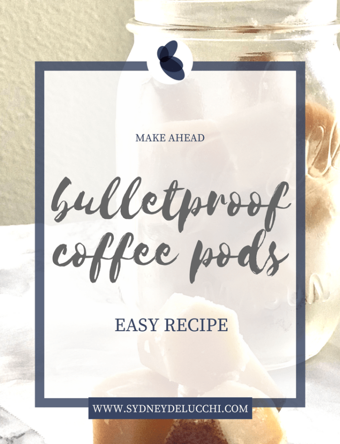 Bulletproof Coffee Pods