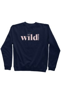 Wild Mama Crew Neck Sweatshirt