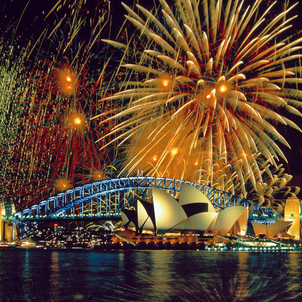 Best Spots To Enjoy The Sydney New Years Eve Fireworks
