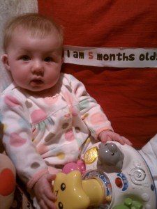 Five months!