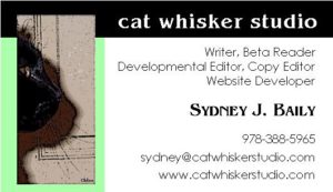 Sydney J. Baily Cat Whisker Studio