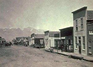 fictional Spring City, CO