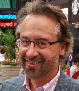 Mark Gilroy in New York