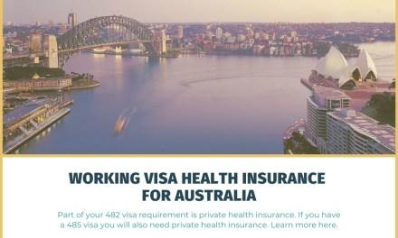 Working Visa Health Insurance