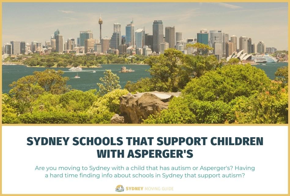 Sydney Schools That Support Children with Asperger's