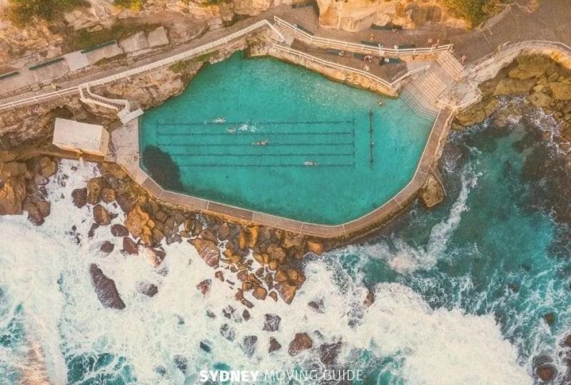 44 Ocean Pools and Inner Harbour Baths in Sydney, Australia