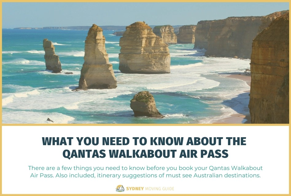 What You Need to Know About the Qantas Walkabout Air Pass