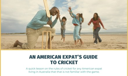 An American Expat's Guide to Cricket
