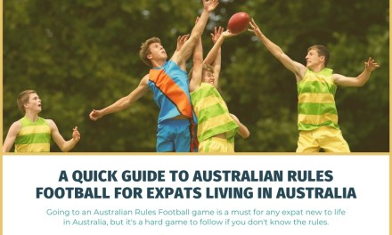 A Quick Guide to Australian Rules Football for Expats Living in Australia