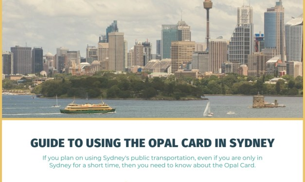 Guide to Using the Opal Card in Sydney