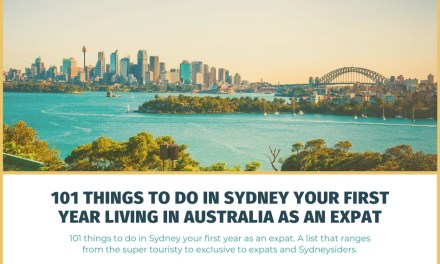 101 Things to Do in Sydney Your First Year Living in Australia as an Expat