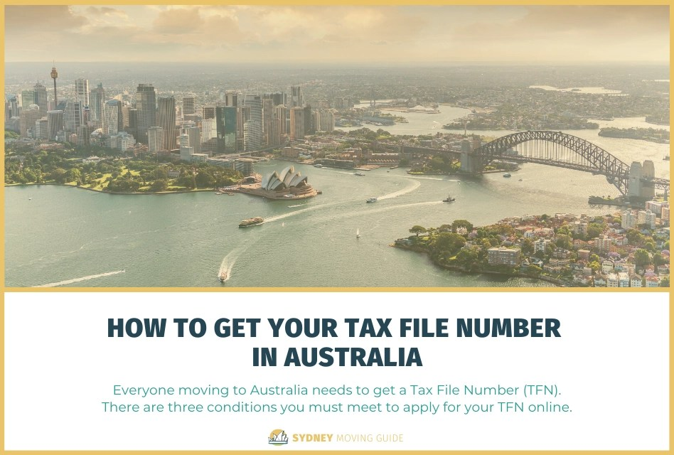 How to Get Your Australian Tax File Number