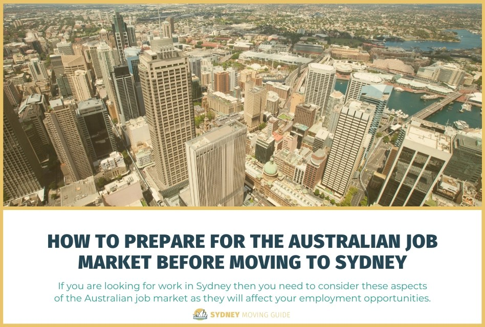 How to Prepare for the Australian Job Market Before Moving to Sydney