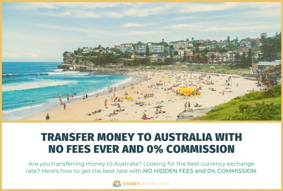Transfer Money to Australia with No Transfer Fees EVER and 0% Commission with OFX