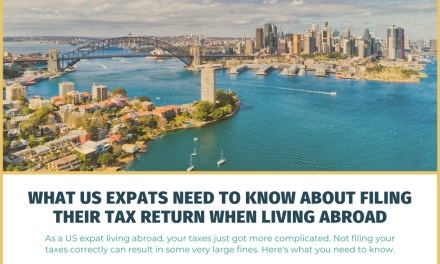 What US Expats Need to Know About Filing Their Tax Return When Living Abroad