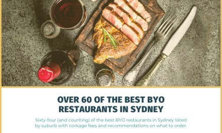Over 60 of the Best BYO Restaurants in Sydney