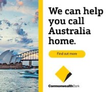 Commonwealth Bank: Banking for People Moving to Australia.