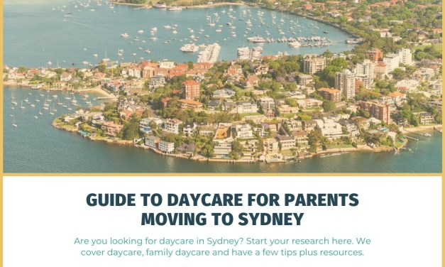 Quick Guide to Daycare in Sydney