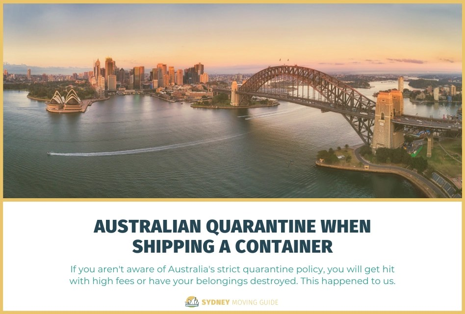 What You Need to Know About Australian Quarantine When Shipping a Container