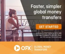 Free Money Transfers for LIFE!  Sending Money to Australia is Easy with OFX and No Fees Ever