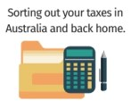 Taxes for Expats Living in Australia