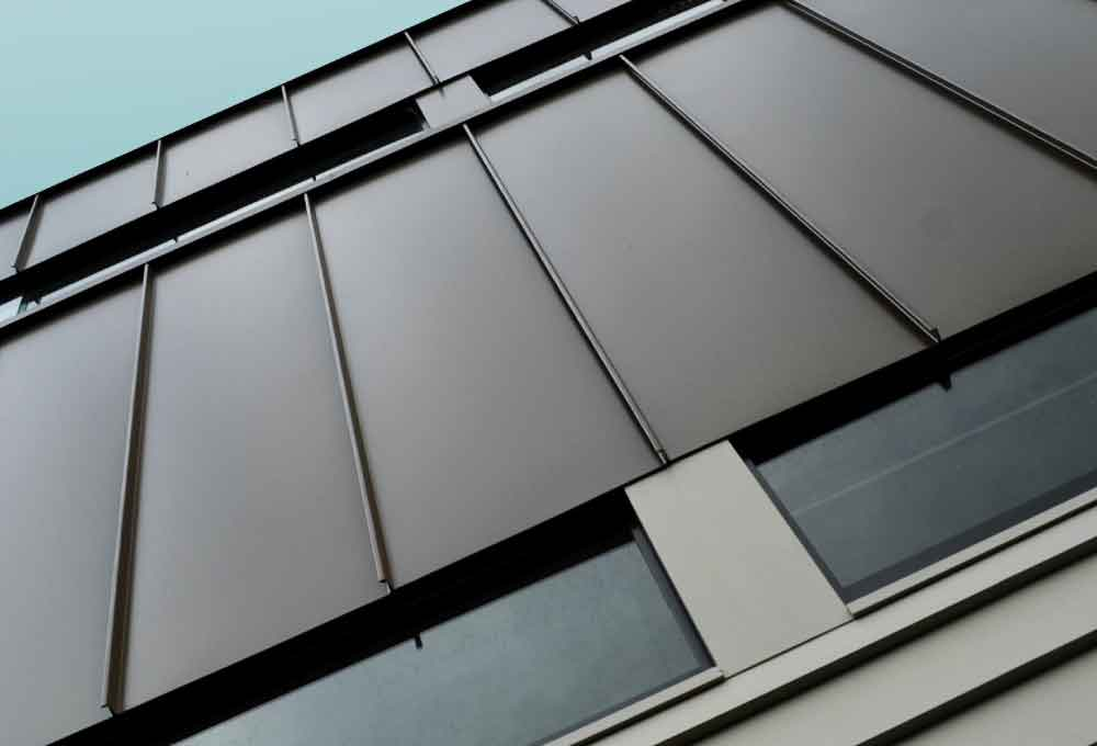 Aluminum Wall Cladding : Roof repairs sydney colorbond roofing metal
