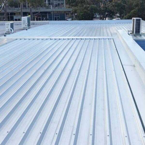 roofing repairs colobond metal roof