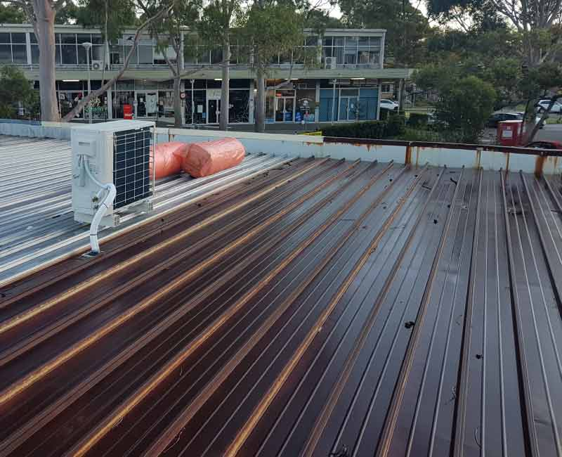 Roof Repairs Sydney Colorbond Roofing Metal Roofing