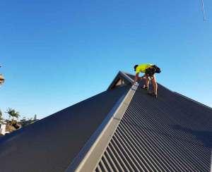 metal roofing contractor sydney
