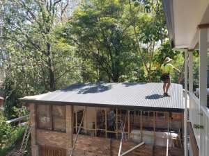 colorbond roof sydney