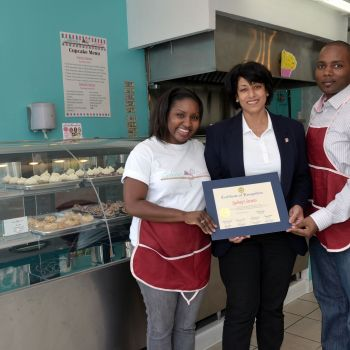 Town of Hempstead Welcomes Sydney's Sweets