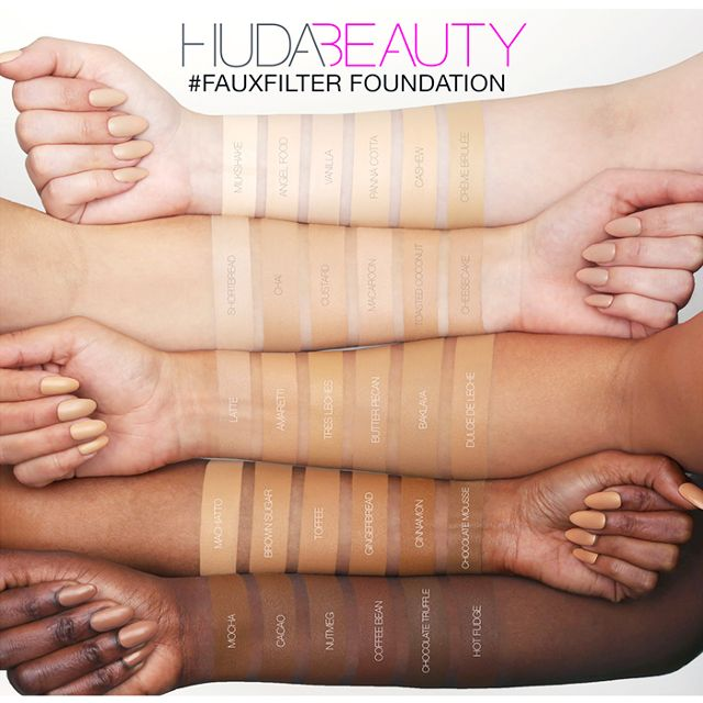Huda Beauty Faux Filter Foundation Review | Sydni Denise