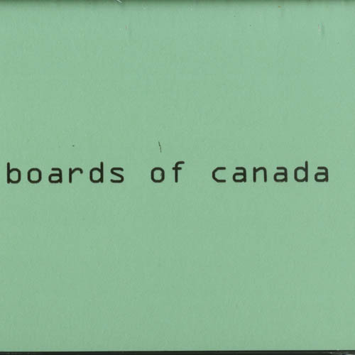 Boards Of Canada - Hi Scores