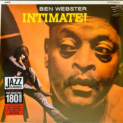 Ben Webster - Intimate