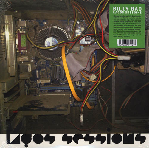 Billy Bao - Lagos Sessions