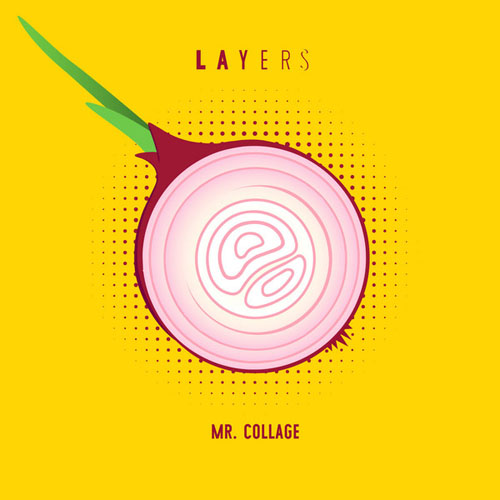 Layers - Mr Collage