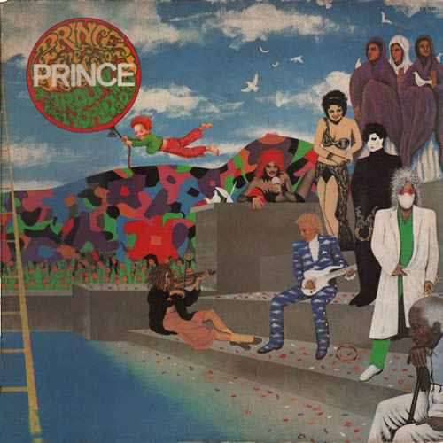 Prince - Around The World
