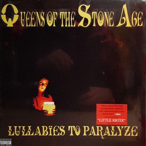 QOTSA - Lullabies To Paralyze
