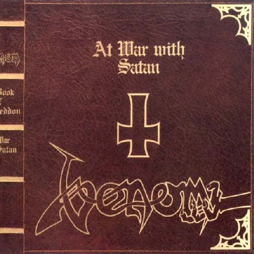 Venom - At War With Satan
