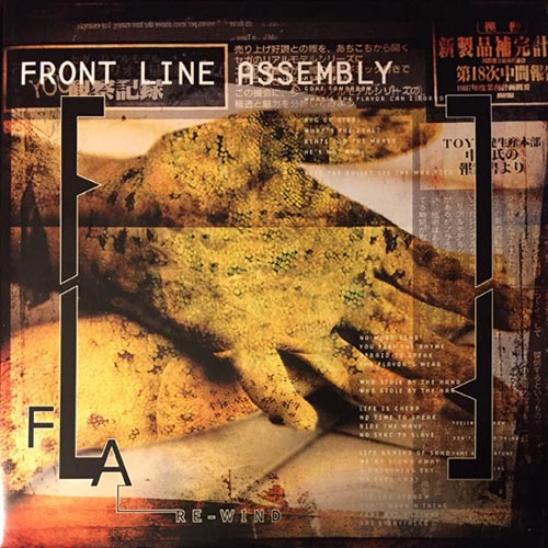 Front Line Assembly ‎– Re-Wind