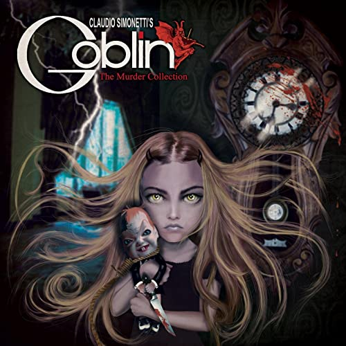 Claudio Simonetti's Goblin ‎– The Murder Collection