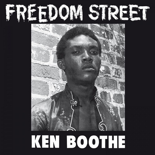 Ken Booth - Freedom Street