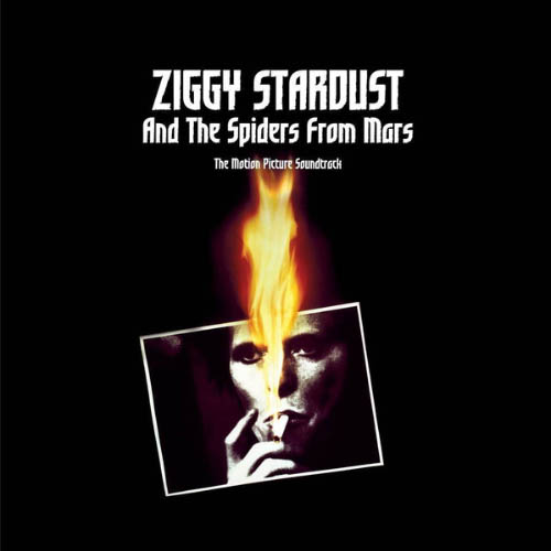 David Bowie - Ziggy Stardust And The Spiders From Mars (The Motion Picture Soundtrack)