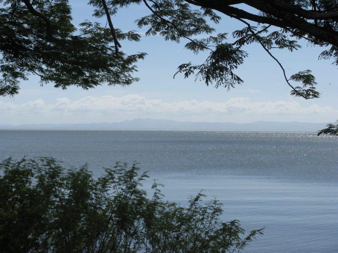 View of Lake Nicaragua