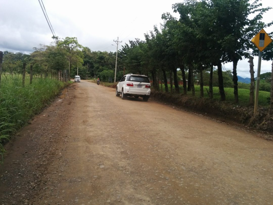 Approaching Cobano